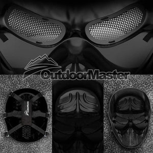 Camouflage Ghost Mask