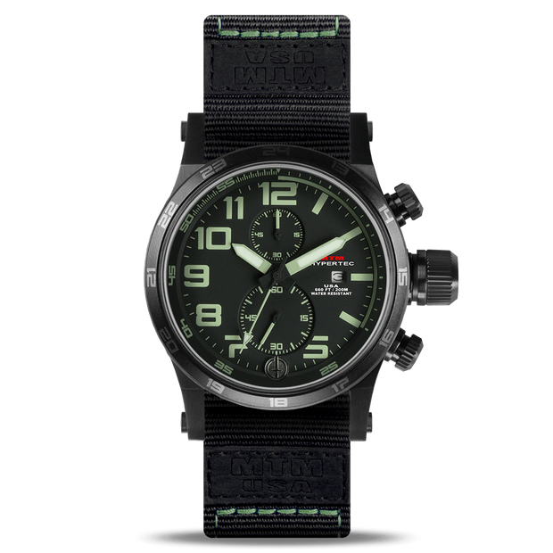 Hypertec Chrono 2B Black