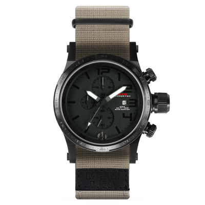 Hypertec Chrono 3C Black