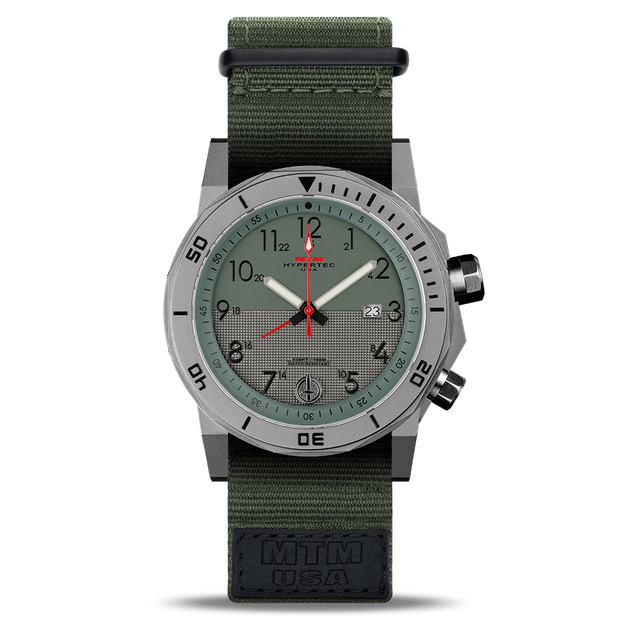 Hypertec H-61 Grey Steel