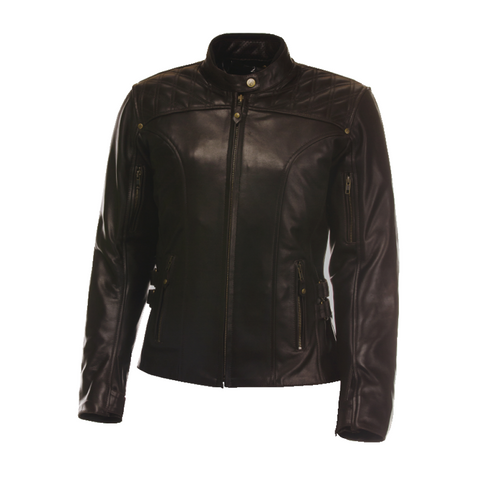 Olympia Janis Leather Jacket