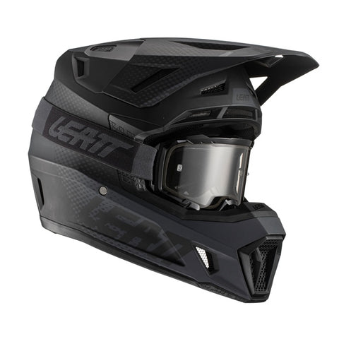 LEATT 7.5 Moto Helmet Kit **INCLUDES GOGGLES**