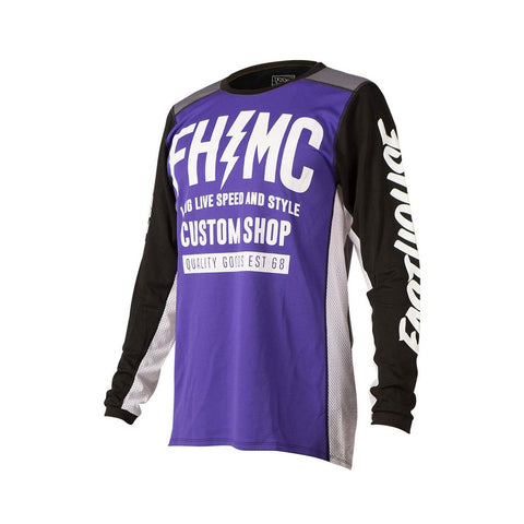 Fasthouse Live Long MC Jersey