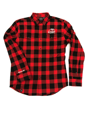 MAIN JET Men's Flannel