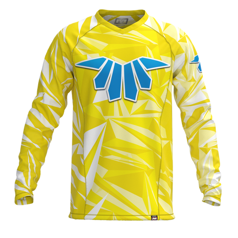 Redbull Skydiving Team Yellow Jersey