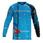 Skydive Spaceland Blue Jersey