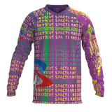 Skydive Spaceland Mardis Gras Jersey