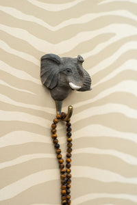 Hand Carved Elephant Hook