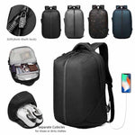 Anti-theft Backpack Laptop Bag 15.6 inch Waterproof USB Charging Backpack