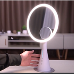 2019 new Smart beauty makeup mirror - White