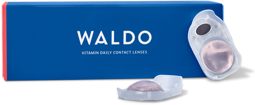 Waldo vitamin lenses
