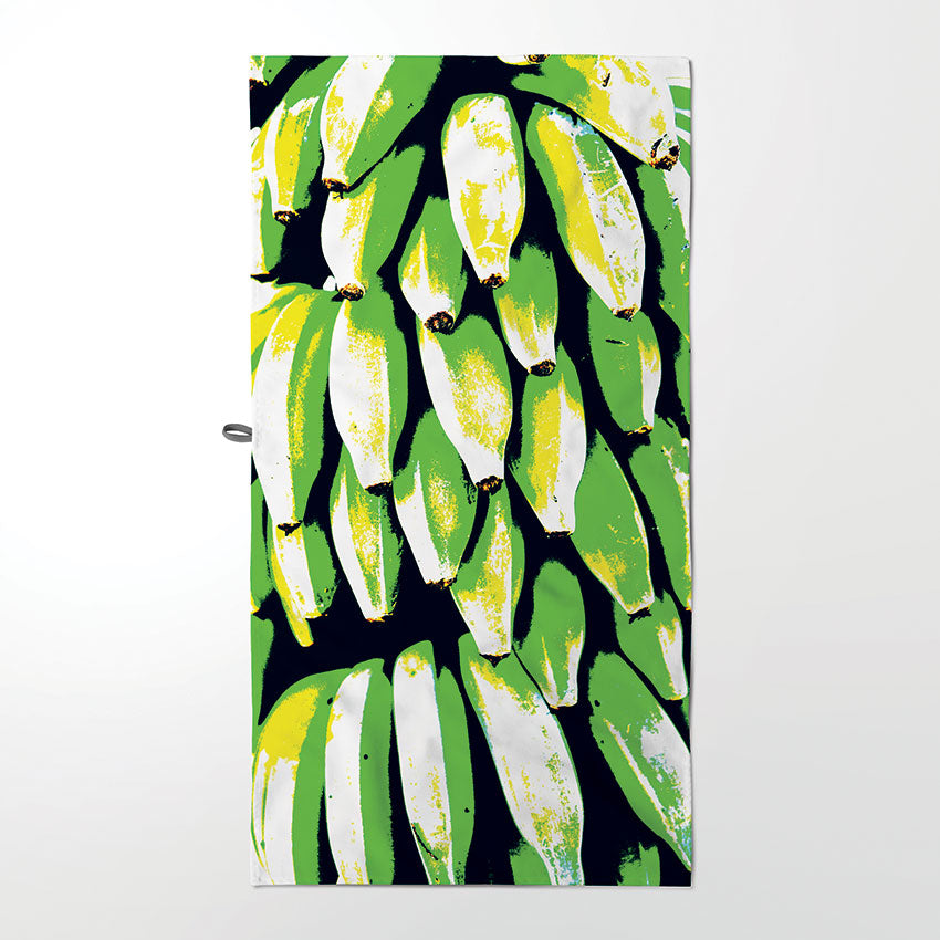 Dish Cloth - Green Bananas