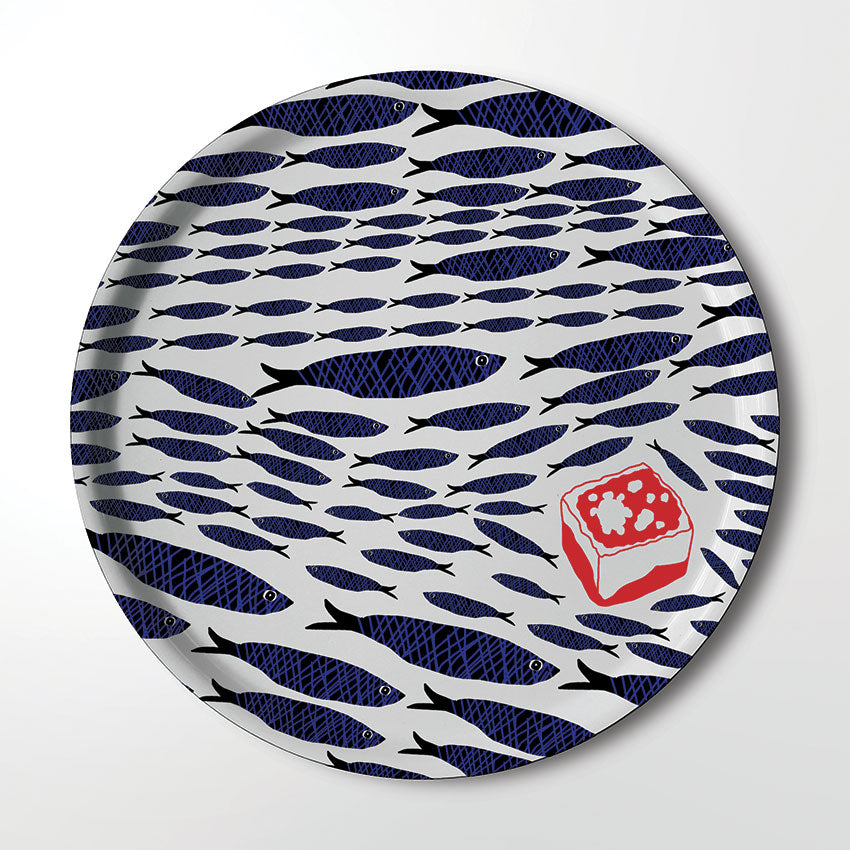 Serving Tray - Sardine Run