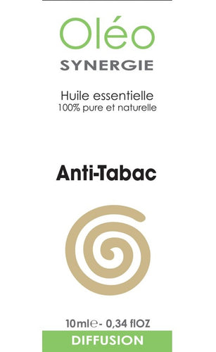 Huiles Essentielles ANTI-TABAC -Oléo-