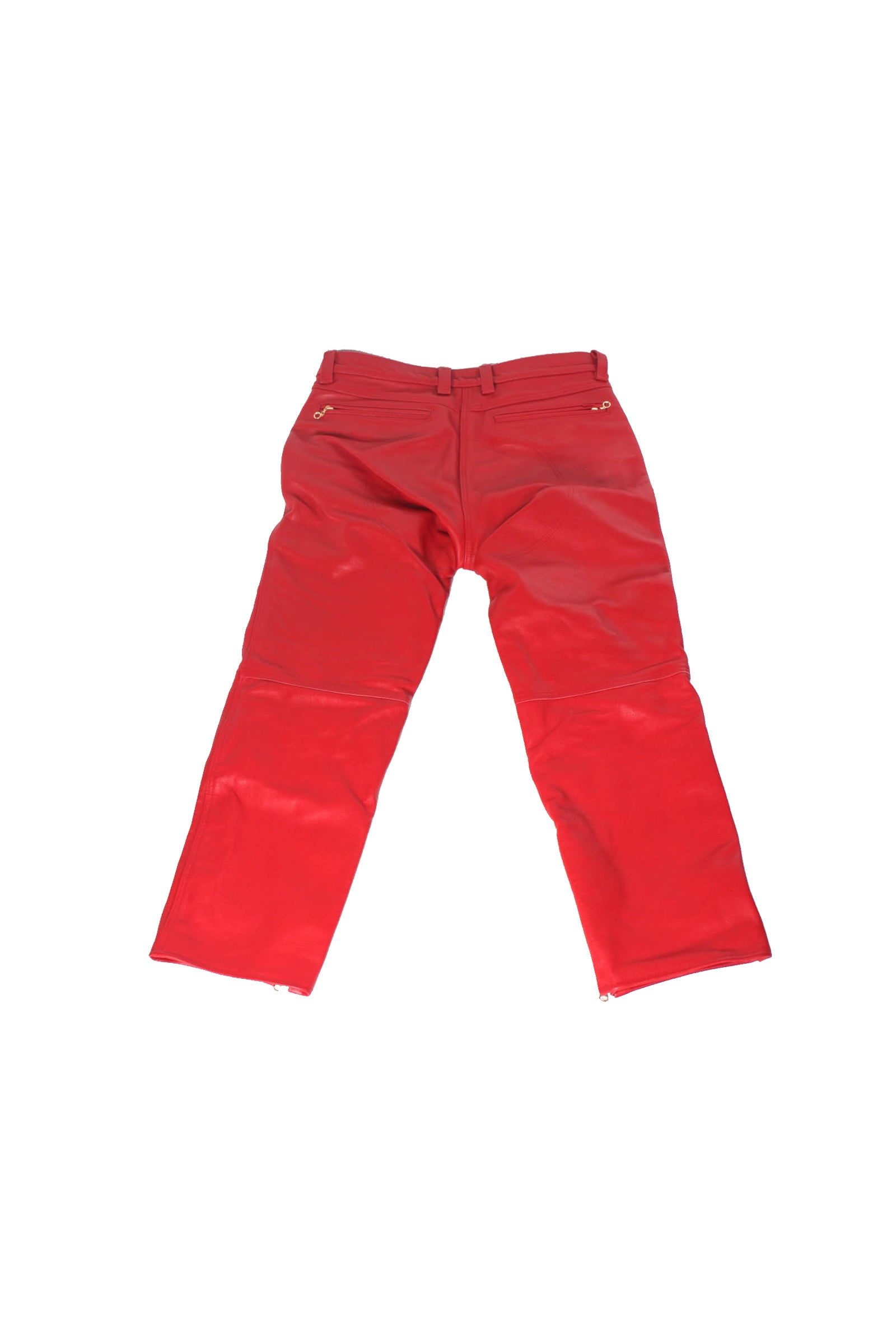 Supreme Bone Leather Pants