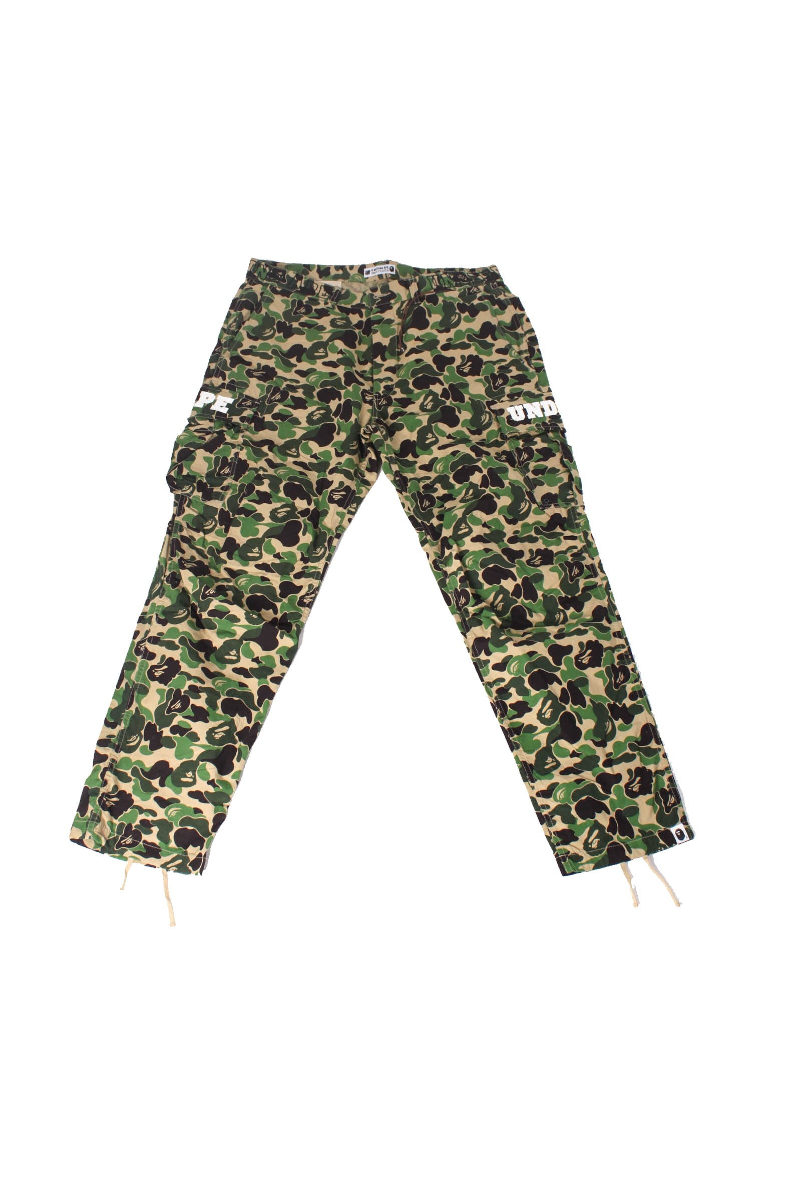 Undefeated Bape Pants