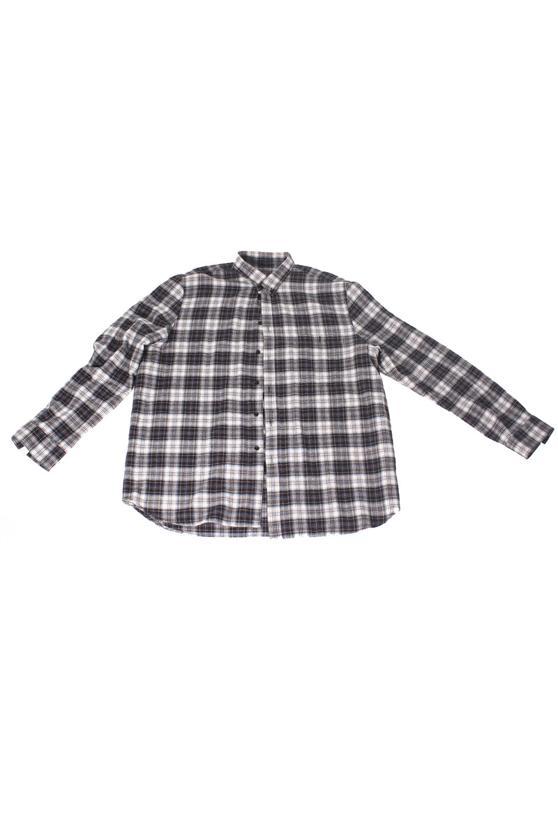 Givenchy Plaid Button Up Size 43