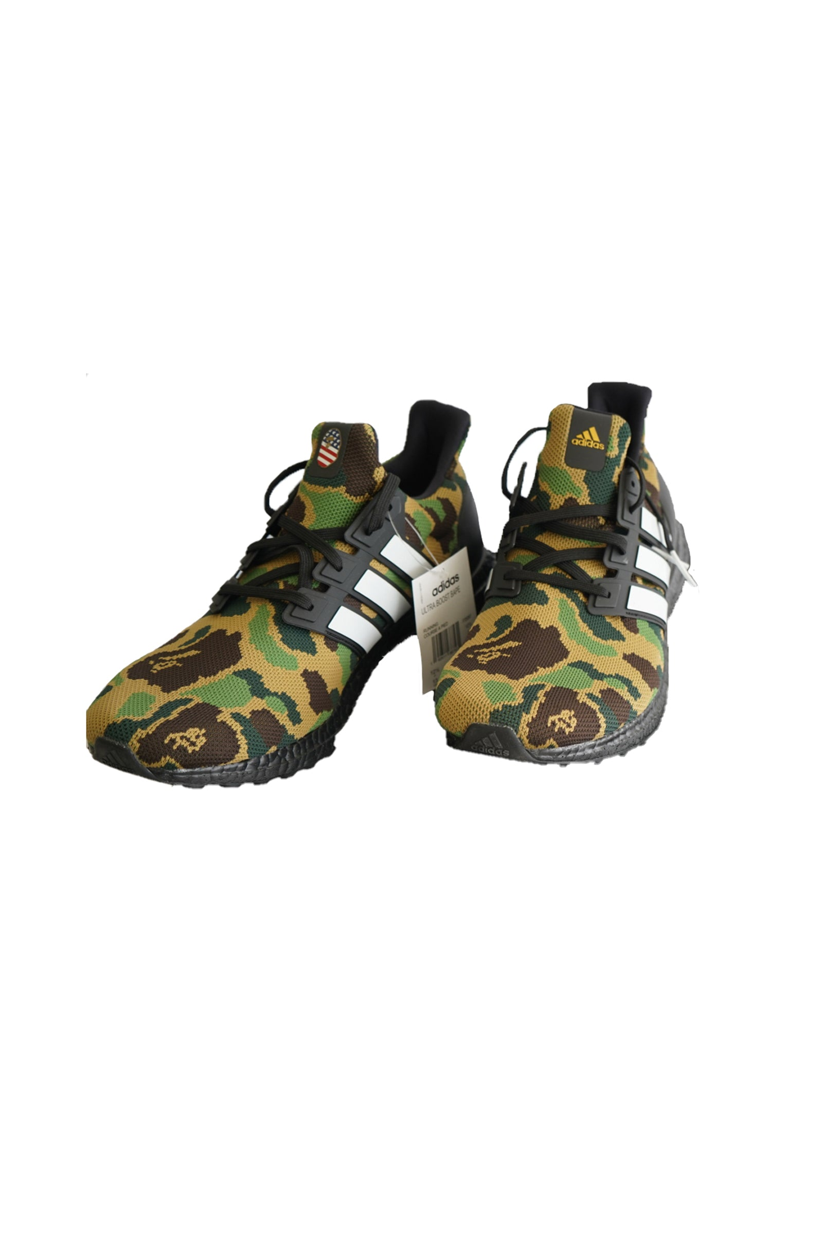 Bathing Ape Adidas (new with box) Size 13
