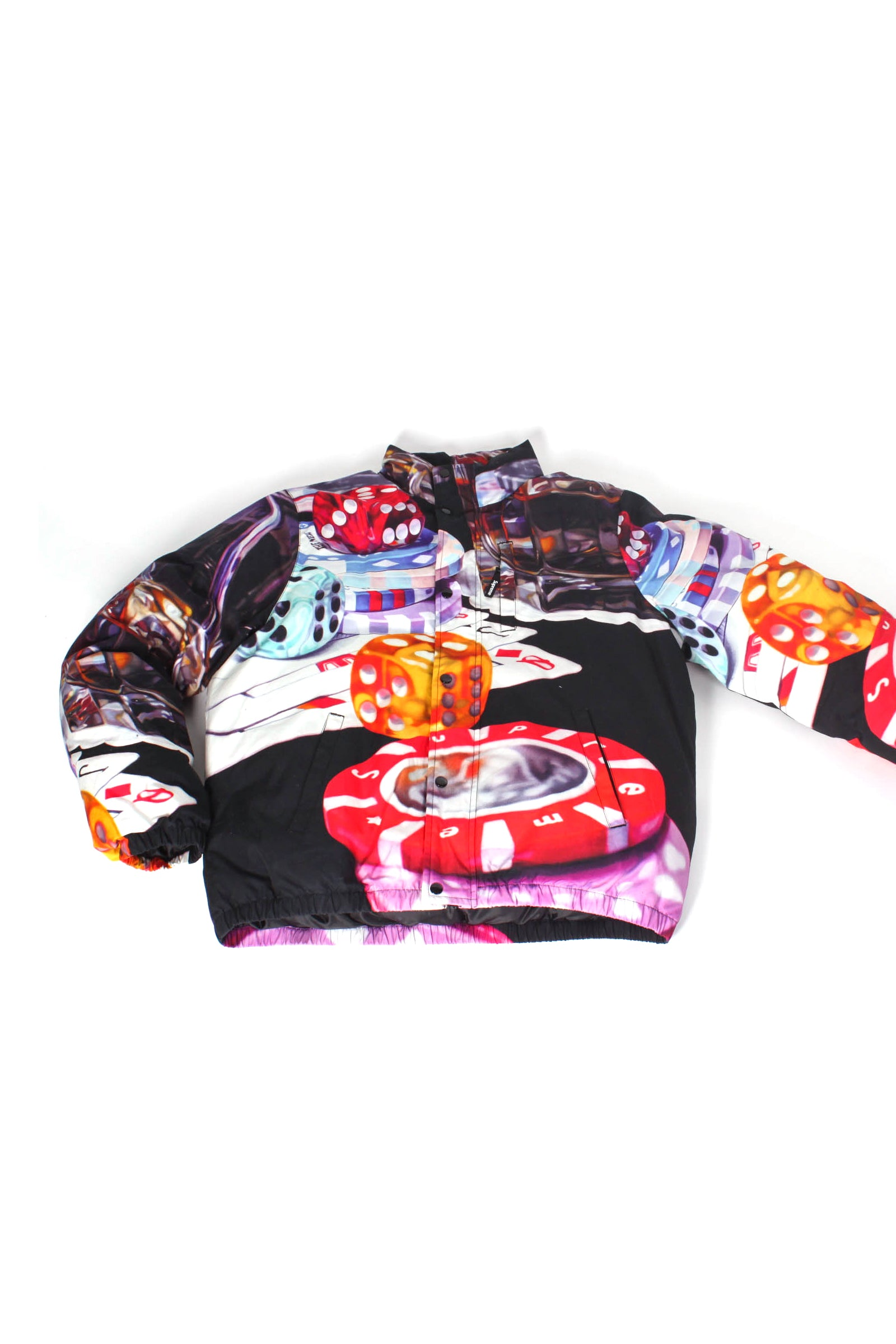 Supreme Casino Puffer Jacket Size XL