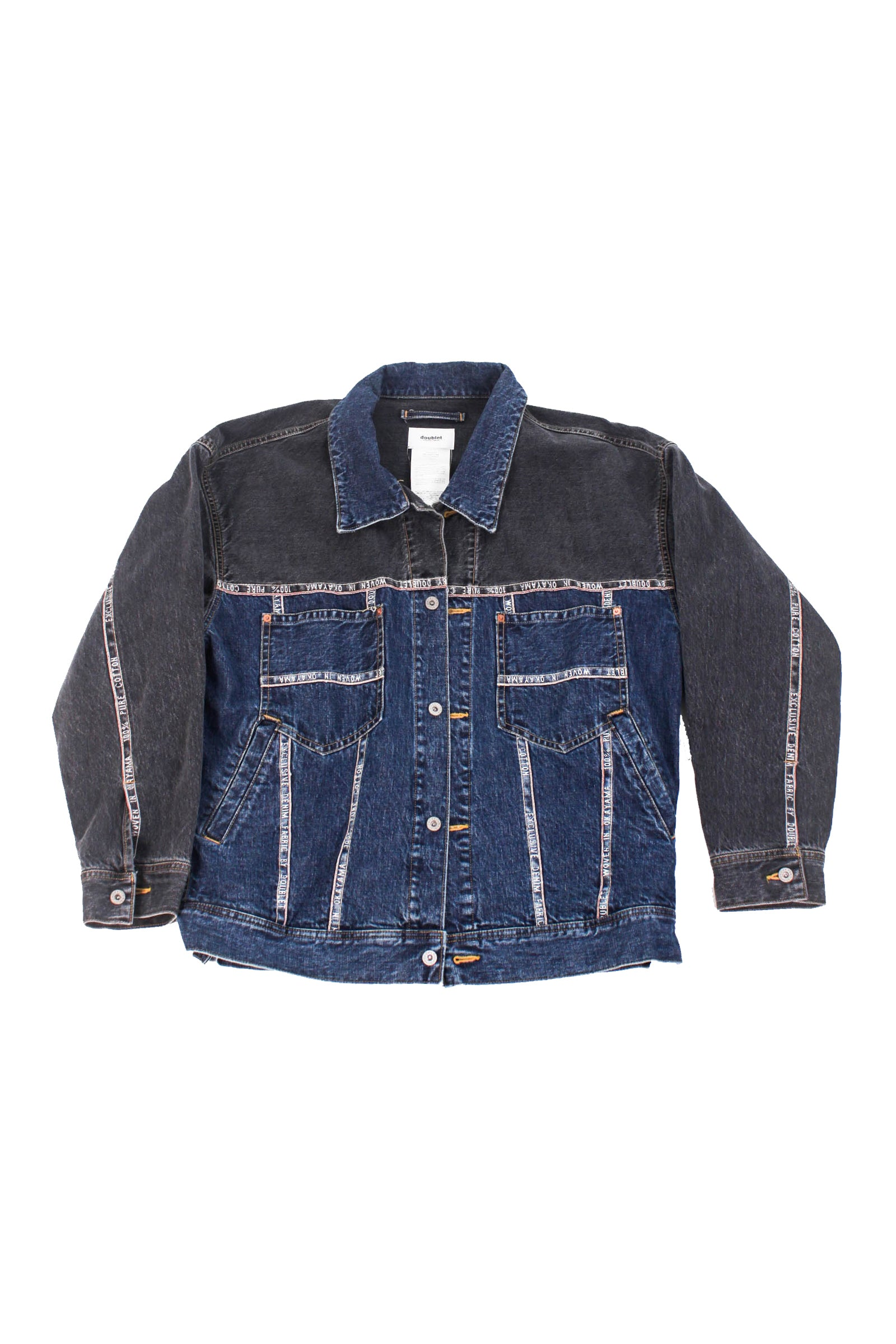 Double Denim Jacket