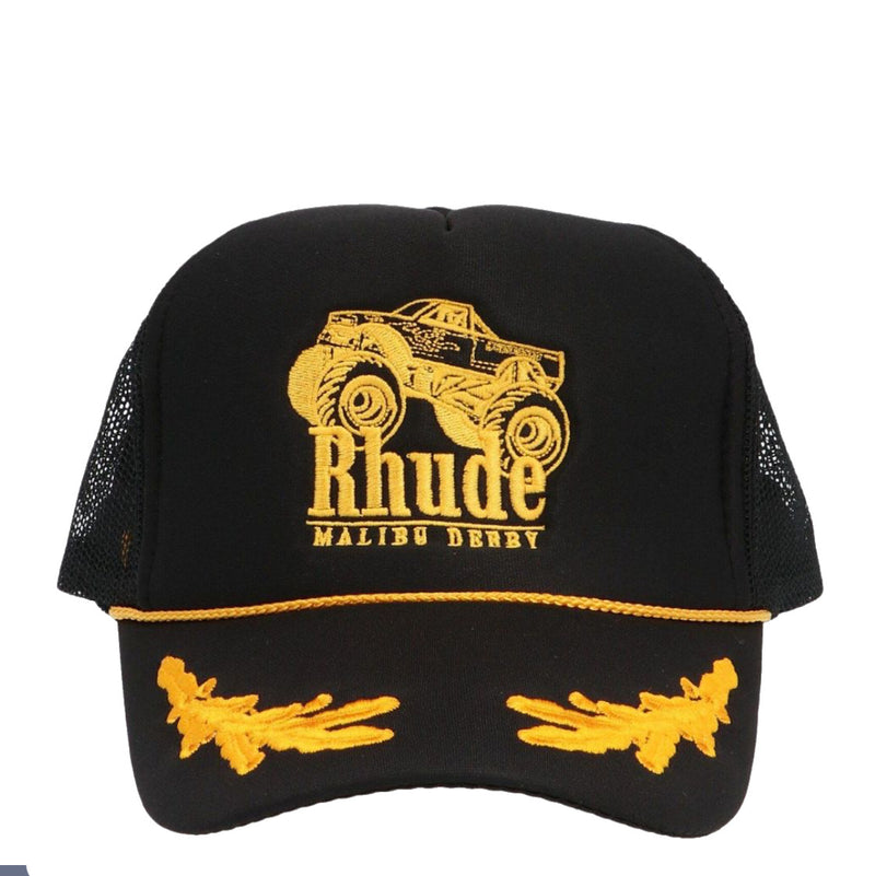 Rhude trucker hate