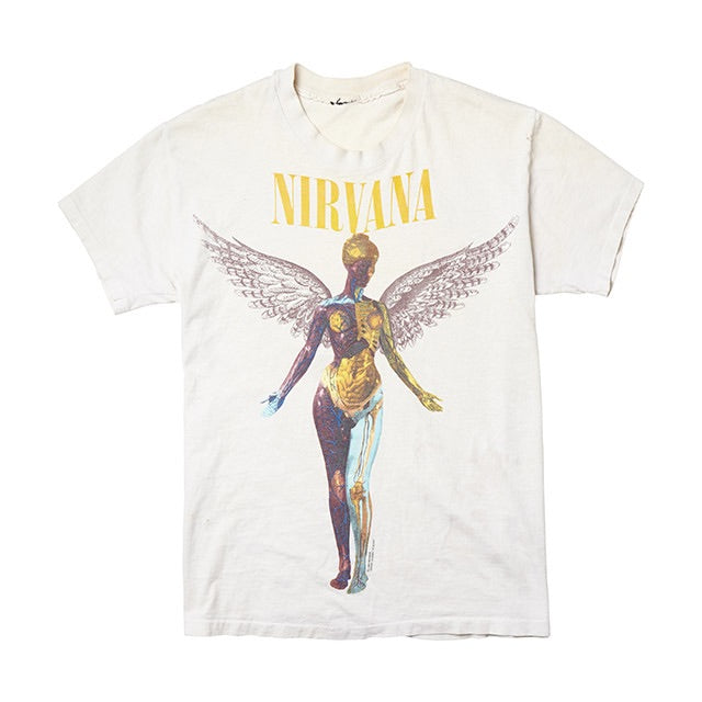 Vintage Nirvana In Utero t-shirt