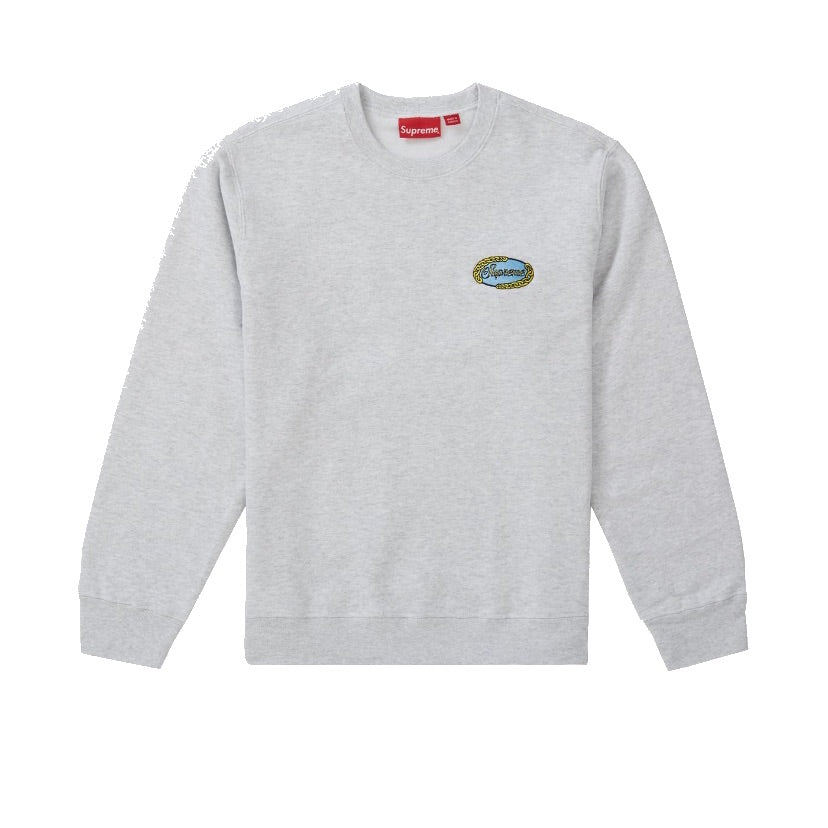 Supreme crew neck sweater