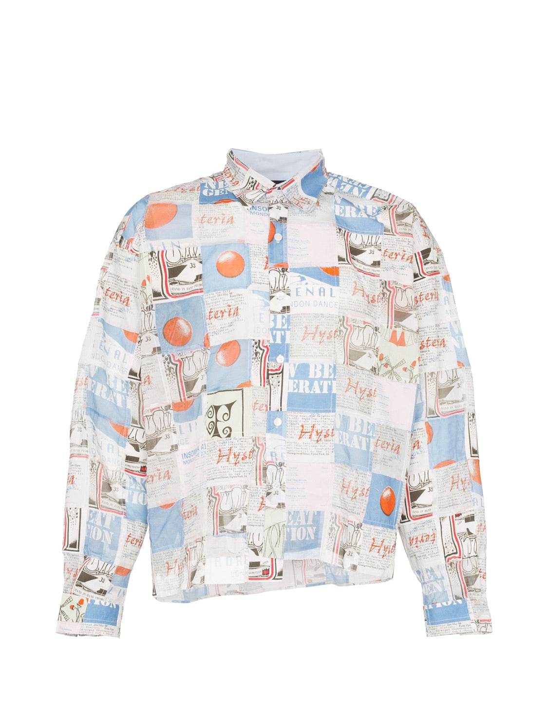 Men's Martine Rose button-up