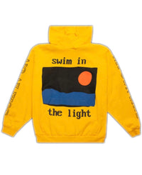 Swim in the light Hooded Sweatshirt