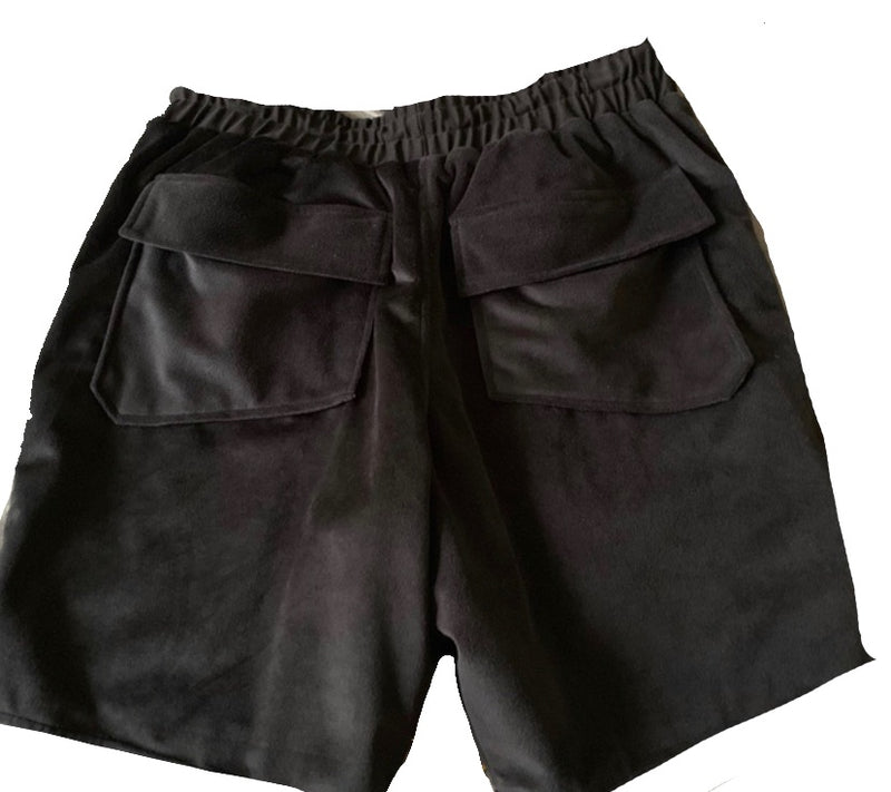 Rhude Velvet gym shorts (Barney exclusive)