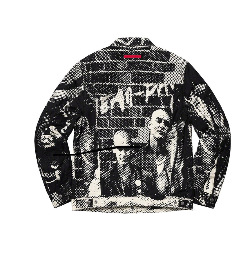 Jean Paul Gaultier/ Supreme Trucker Jacket
