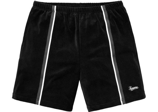 Supreme Velour shorts