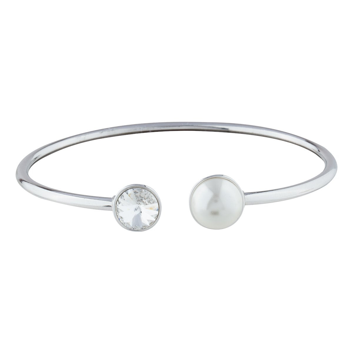 AUDREY BANGLE SILVER