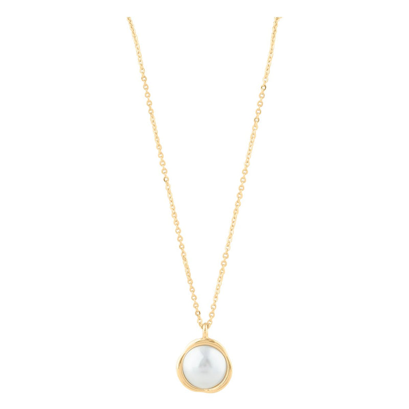AUDREY NECKLACE GOLD