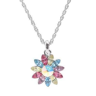 BLOOM HAPPINESS FLOWER PENDANT LIGHT MULTI PENDANT - FOREVER - VOIAGE FOREVER