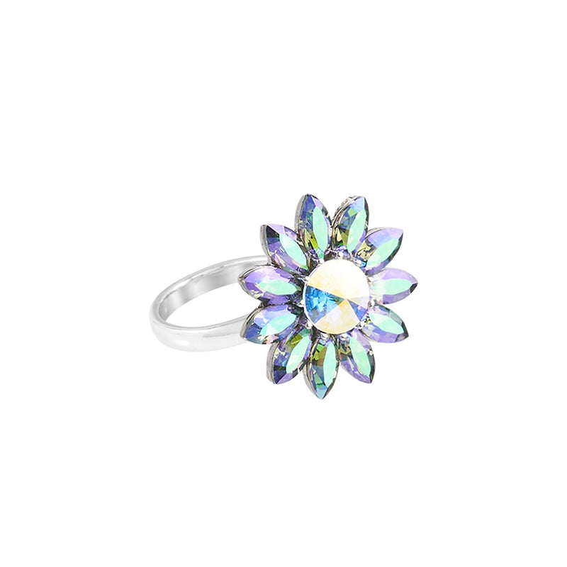 BLOOM HARMONY FLOWER RING PARADISE SHINE