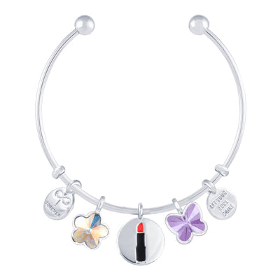 Bloom with Grace Bracelet forevercrystals
