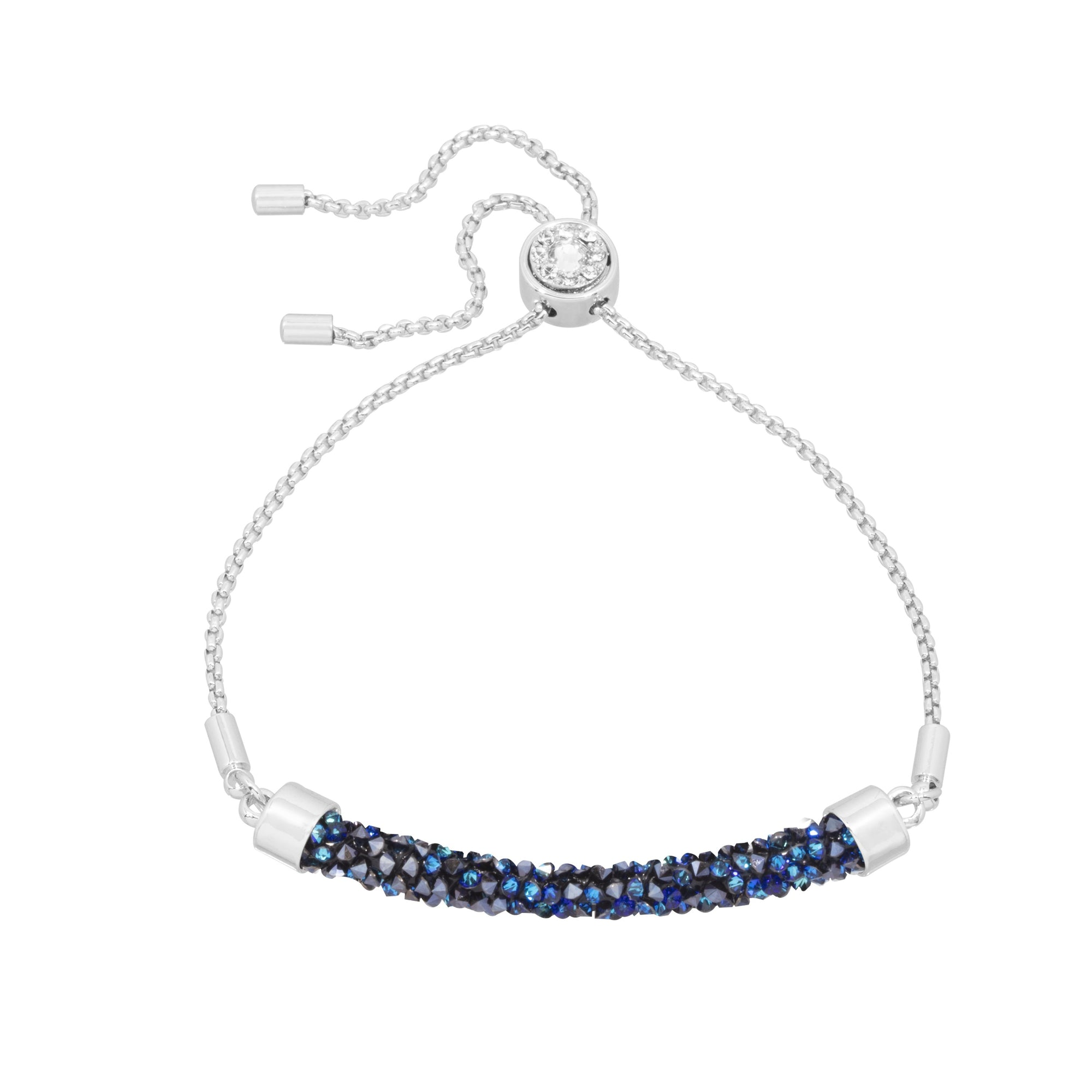 CONSTELLATION CARINA SLIDER BRACELET BERMUDA BLUE Constellation FOREVER
