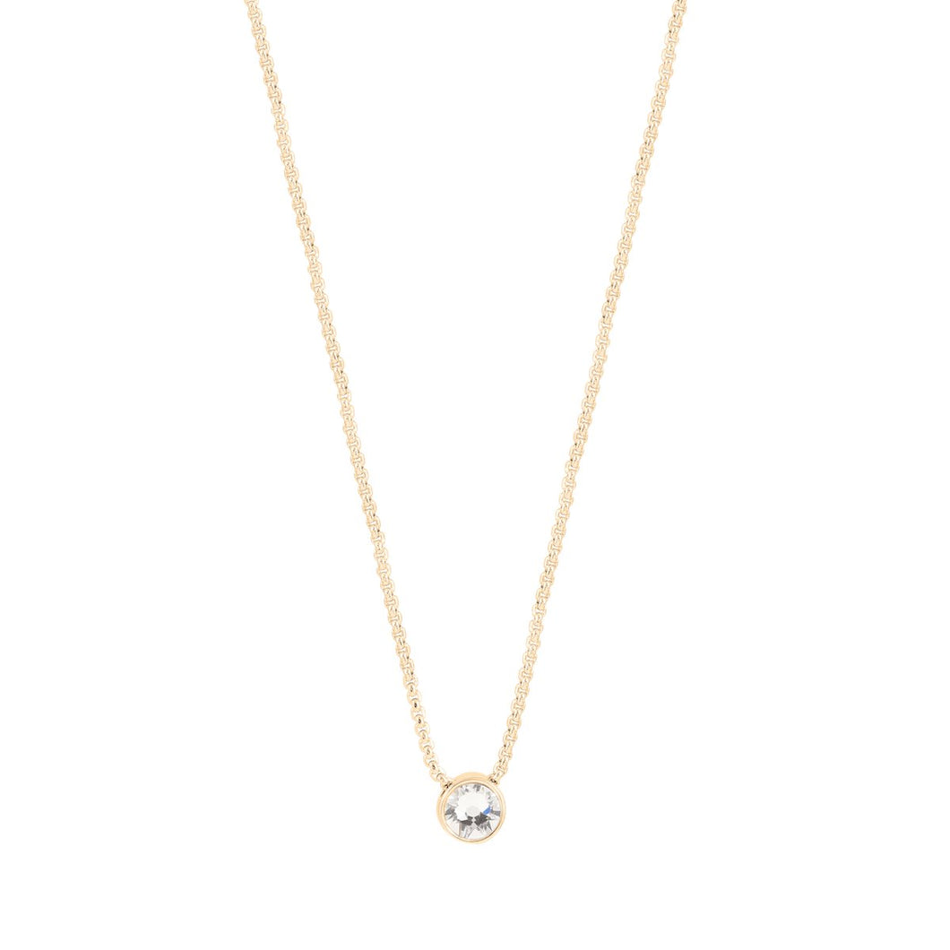 Dyad Necklace forevercrystals Gold