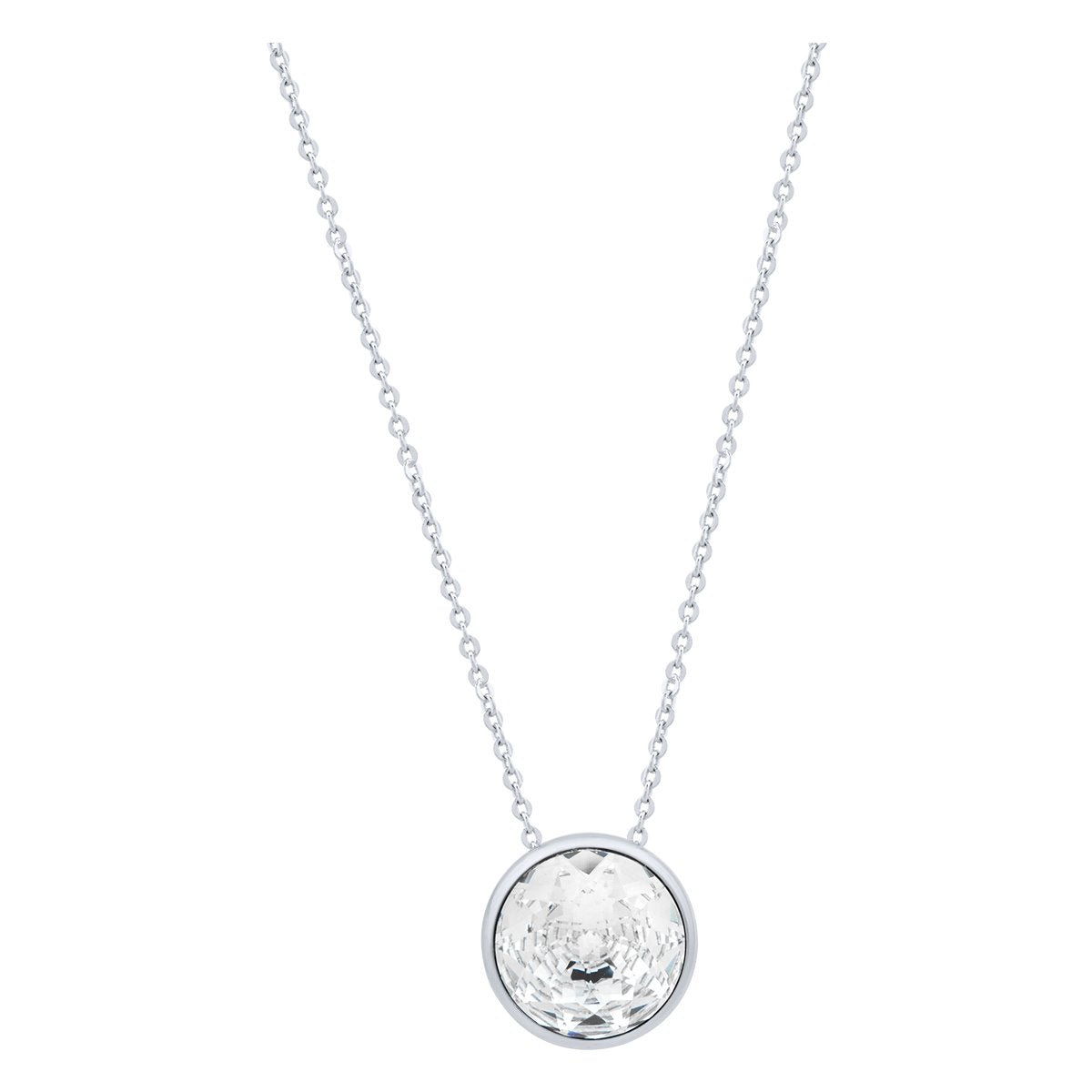 Elysees Necklace Silver Crystal JOY OF SPARKLE FOREVER CRYSTALS