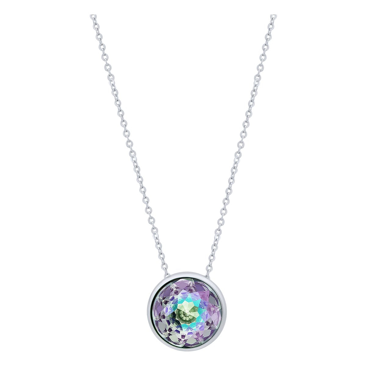 Elysees Necklace Silver Paradise Shine JOY OF SPARKLE FOREVER CRYSTALS