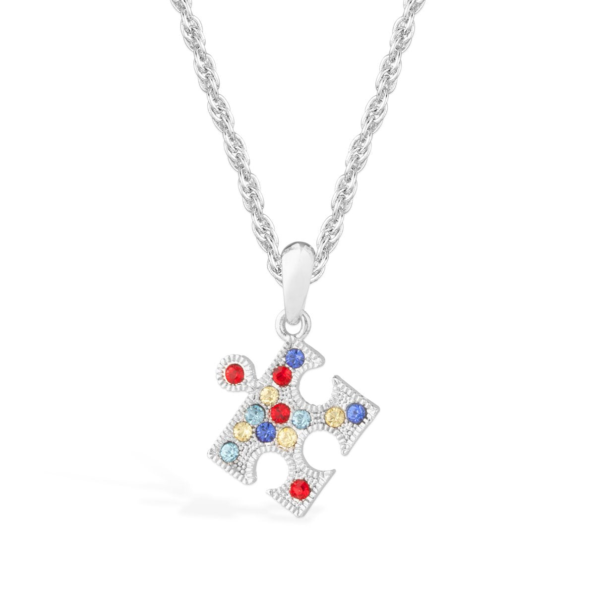 Embrace The Amazing Puzzle Pendant