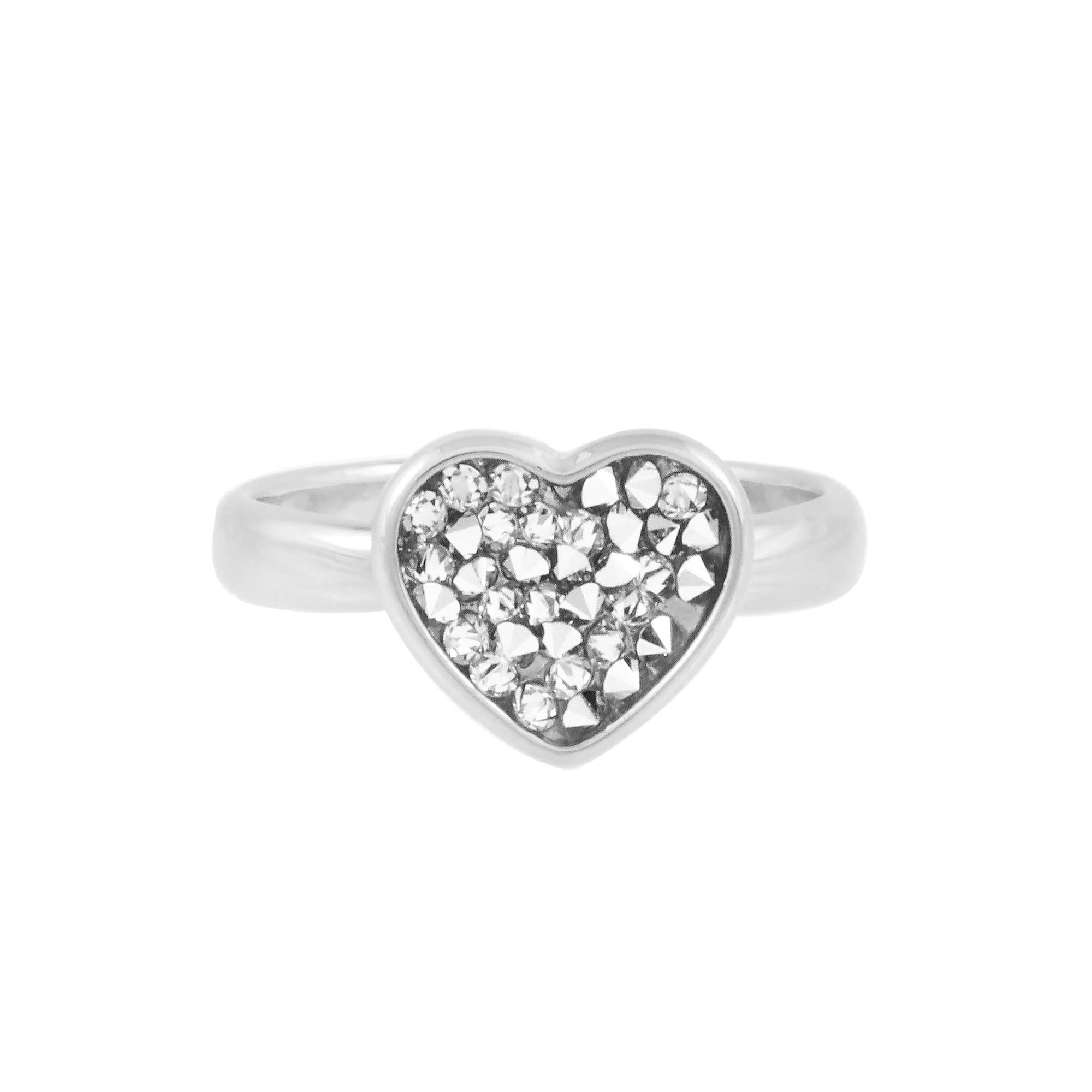 FEEL THE LOVE RING SILVER CAL