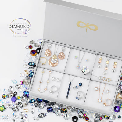 Forever Diamond Box- Essentials Edition Forevercrystals
