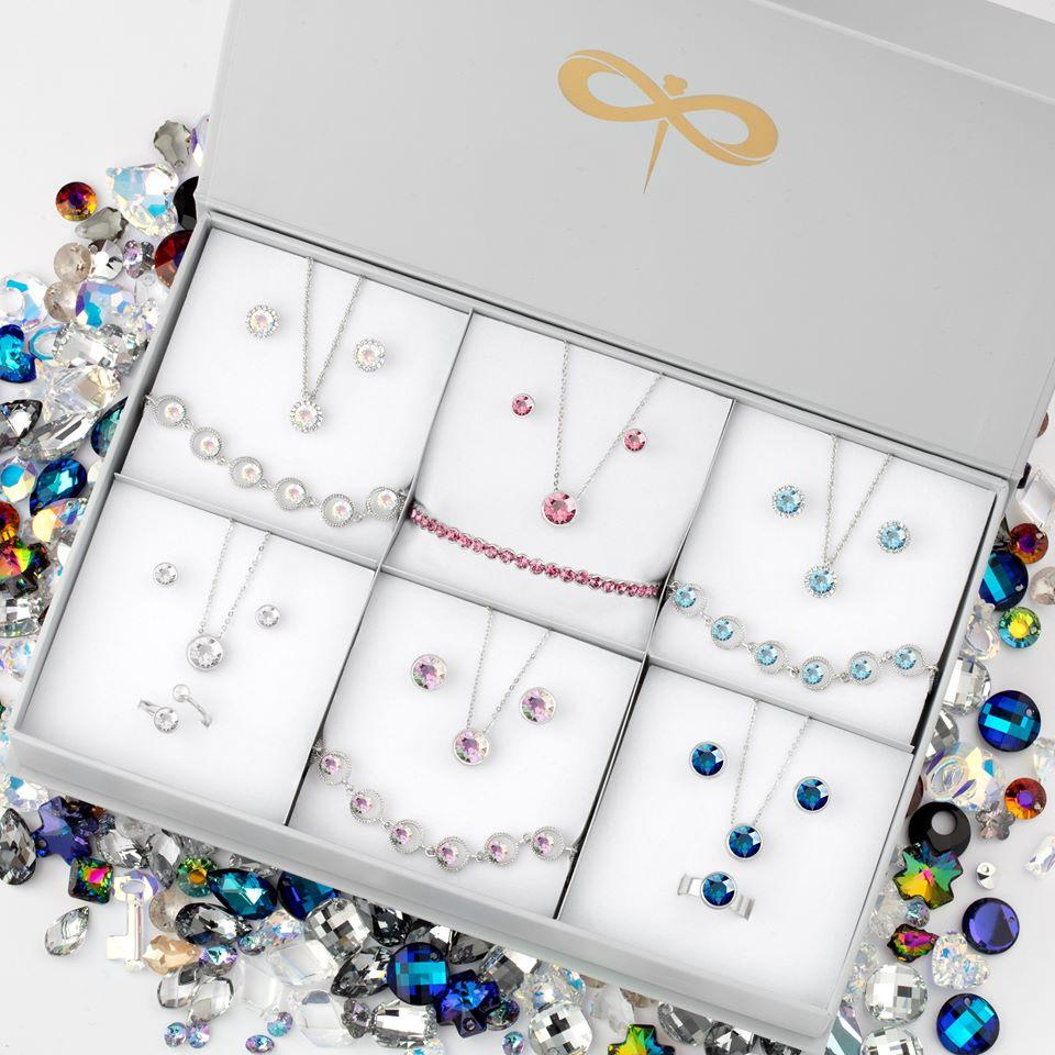 Forever Diamond Box- Lifestones Edition Forevercrystals