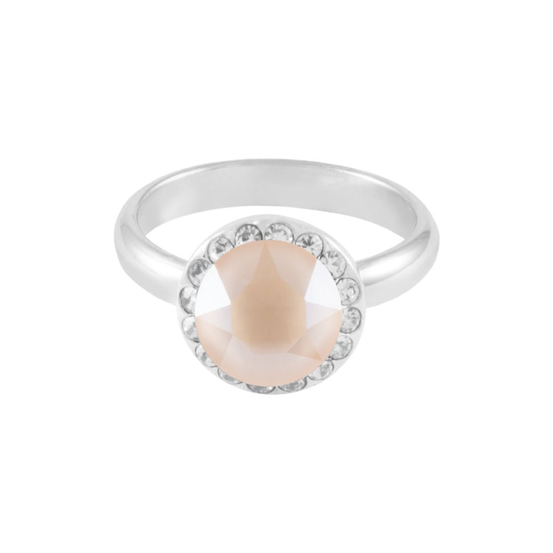 HAVANA HALO RING IVORY CREAM RING - FOREVER - ESSENTIALS - IVORY CREAM 001