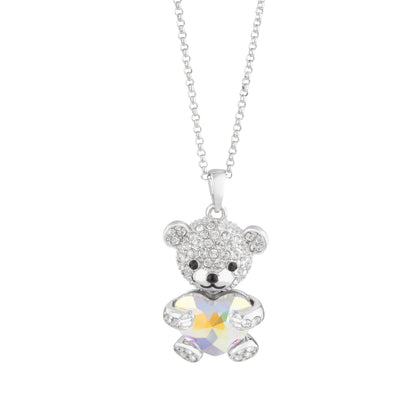 Love Always Wins Pendant PENDANT - FOREVER - VOIAGE ANIMALS - CRYSTAL Forevercrystals