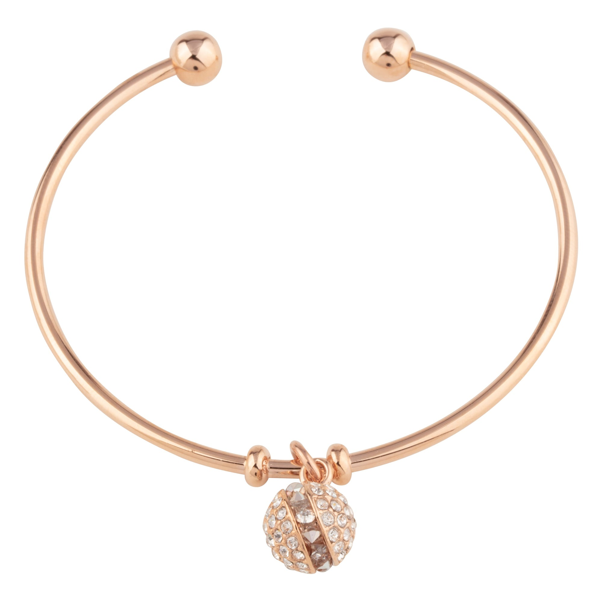 ORION BANGLE BRACELET ROSE GOLD CAL Constellation FOREVER