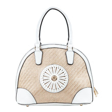 Load image into Gallery viewer, OSIER HANDBAG WHITE Unclassified Forevercrystals