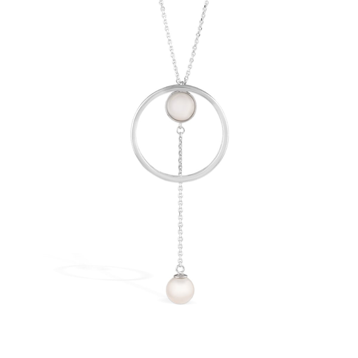 Peregrino Pearl Necklace